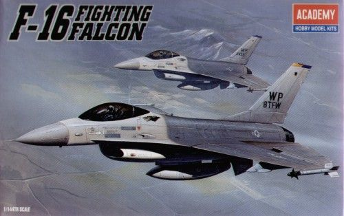 Academy 1/144 F-16 Fighting Falcon image