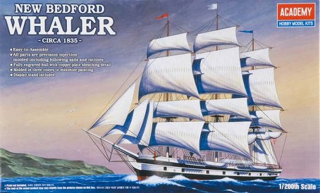 Academy 1/200 New Bedford Whaler image