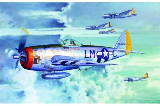 Trumpeter 1/32 P-47D Thunderbolt image