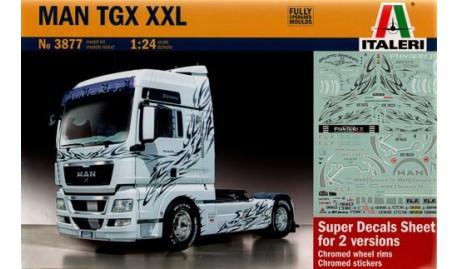 Italeri 1/24 MAN TGX XXL - Plastic Models