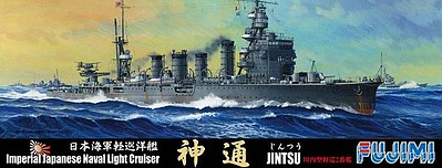 Fujimi 1/700 Japanese Light Cruiser Jintsu image