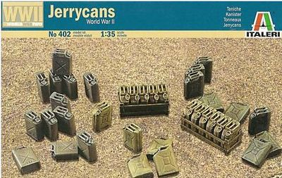 Italeri 1/35 Jerry Cans image