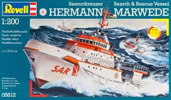 Revell 1/72 Hermann Merwede Search & Rescue image