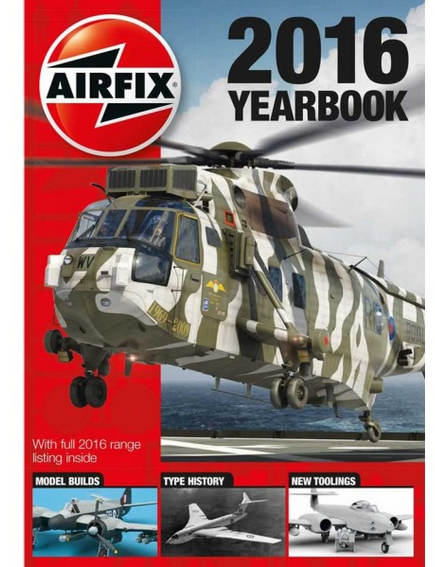 Airfix A4 2018 Yearbook - Collectors Book image