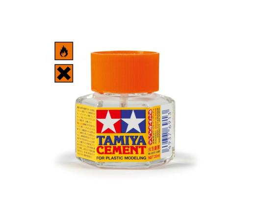 Tamiya Cement 20ml with Brush image