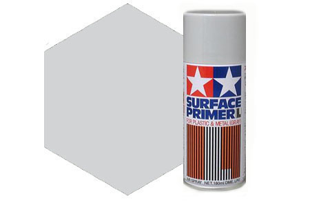 Tamiya Surface Primer Light Gray 180ml image