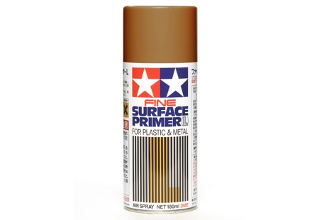 Tamiya Oxide Red Fine Surface Primer 180ml image