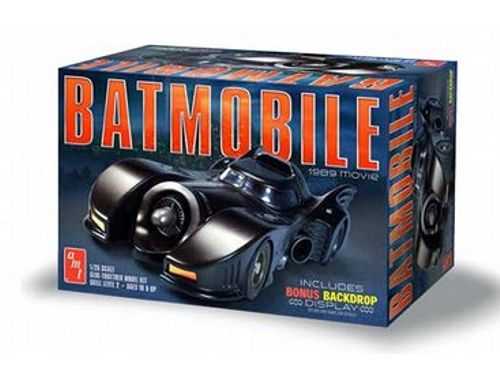 AMT 1/25 1989 Batmobile image