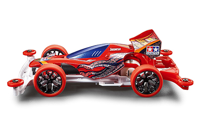 Tamiya Mini 4WD Asiachall '17 Super Avante RS - Limited Edition image