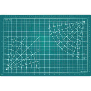 "Excel Cutting Mat 8 1/2"" x 12"" Green image"