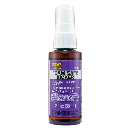 Zap Foam Safe Kicker 2oz (59ml) image