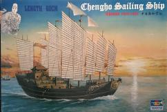 Trumpeter 1/60 Chinese Chengho Sailing Ship image