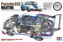 Tamiya 1/12 Porsche 935 Martini 'Big Scale Series' image