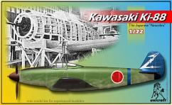 Unicraft Models 1/72 Kawasaki Ki-88 image