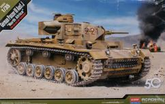 "Academy 1/35 German Panzer III Ausf ""North Africa"" image"