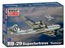 "Minicraft 1/144 B-29 Superfortress ""Postwar"" image"