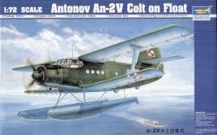 Trumpeter 1/72 Antonov Colt with Float image
