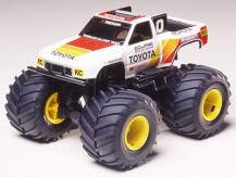 Tamiya 1/32 Toyota Hilux Monster Racer Mini 4WD image