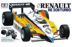 Tamiya 1/20 Renault RE-30B Turbo Kit **RARE VINTAGE** image