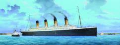 Trumpeter 1/200 RMS Titanic Ocean Liner with LED Lights **PRE-ORDER** image