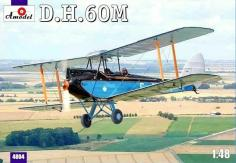 A Model 1/48 De Havilland DH.60M Metal Moth image