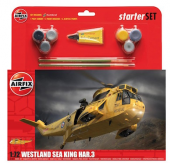 Airfix 1/72 Westland Sea King Starter Set image