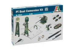 Italeri 1/35 PT Boat Conversion Kit image
