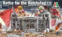 "Italeri 1/72 1945 Battle for the Reichstag ""Battleground Series"" image"