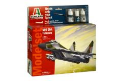 Italeri 1/72 MIG 29A Fulcrum Model Set image