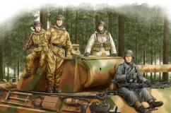 Hobbyboss 1/35 German Panzer Grenadiers Vol.2 image
