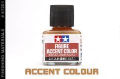 Tamiya Figure Accent Colour Pink-Brown image