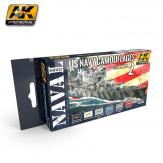 AK Interactive US Navy Camo Volume 2 Colours Set image