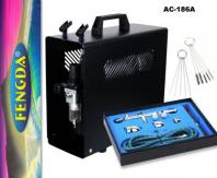 Fengda Compressor w/Pro Gravity Airbrush + Spare NZL & NDL image