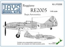 Jays Models 1/48 Regianne RE2005 image
