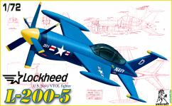 Unicraft Models 1/72 Lockheed L-200-5 (Resin) image