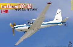 Unicraft Models 1/48 Lockheed Yo-3A Yo-Yo (Resin) image