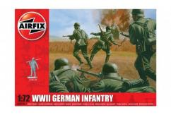 Airfix 1/72 WWII German Infantry image