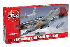 Airfix 1/72 North American P-51D Mustang image