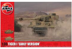 Airfix 1/35 Tiger I - Early Production Version image