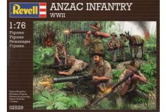 Revell 1/76 ANZAC Infantry WWII image