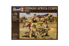 Revell 1/76 German African Corps image