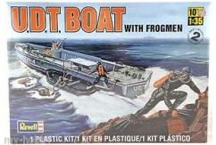 Revell 1/35 UDT Boat with Frogmen image