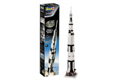 Revell 1/96 Apollo 11 Saturn V Rocket image