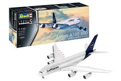 Revell 1/144 Airbus A380-800 Lufthansa image