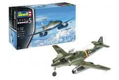 Revell 1/32 Me262 A1 Jet Fighter image