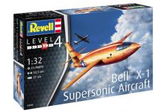 Revell 1/32 Bell X-1 Supersonic Aircraft image
