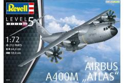 Revell 1/72 Airbus A400M Luftwaffe 2010 image