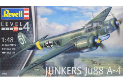 Revell 1/48 Junkers Ju88 A-4 image