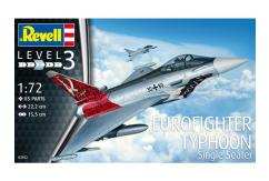 Revell 1/72 Euro Fighter Typhoon Single Seater image