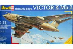 Revell 1/72 Handley Page Victor K Mk 2 image